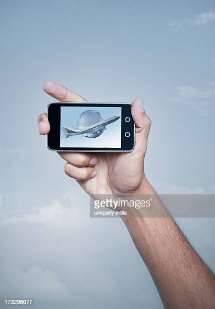 Traveling with smart phone