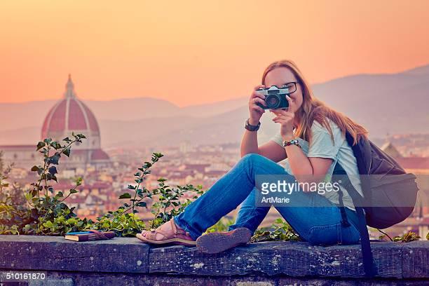 Traveller en Florencia