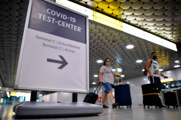 DEU: Mandatory Covid Testing Begins For Travellers Returning From High Risk Countries