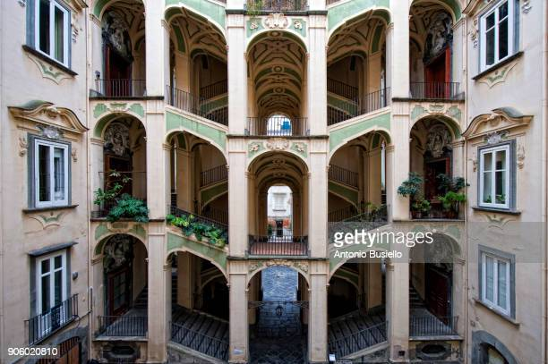 travelling in italy - naples italy stock pictures, royalty-free photos & images