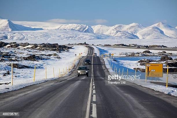Travelling through Iceland