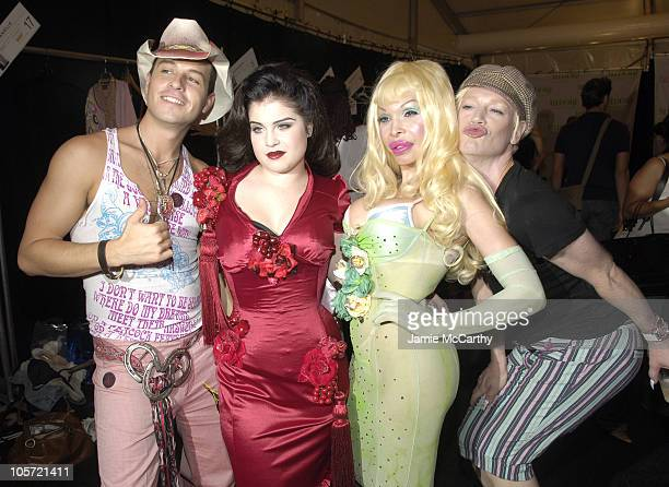 Traver Rains Kelly Osbourne Amanda Lepore and Richie Rich