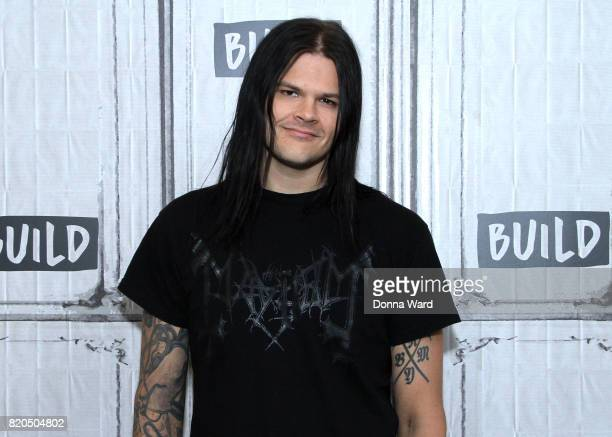 Travis Bacon appears to promote Story of a Girl during the BUILD Series at Build Studio on July 21 2017 in New York City