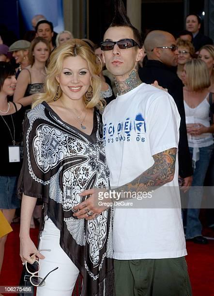 Travis Barker Wife 2013