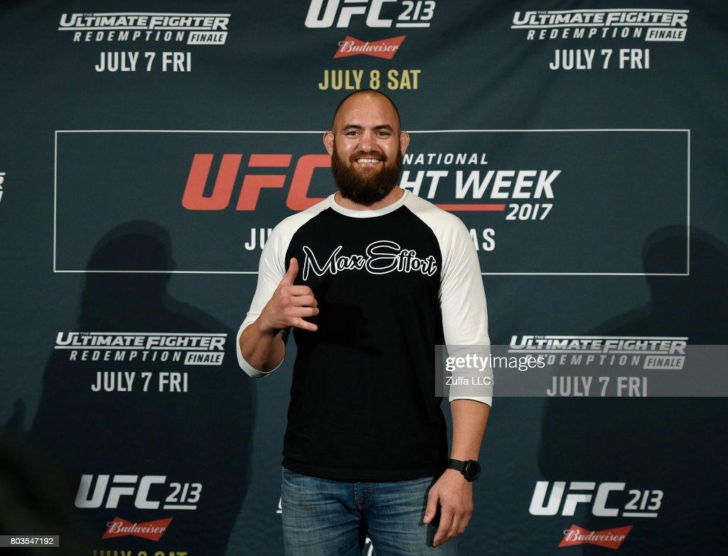 UFC International Fight Week - Media Day