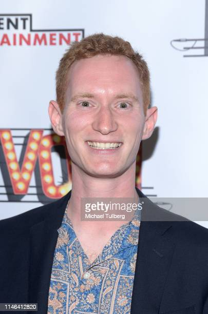 Travis Clayton attends a Los Angeles VIP industry screening with the filmmakers and cast of DIVOS at TCL Chinese 6 Theatres on May 01 2019 in...