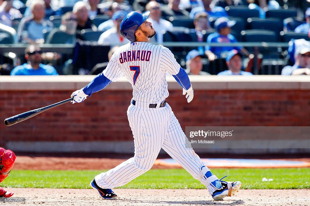Philadelphia Phillies v New York Mets : Foto jornalística