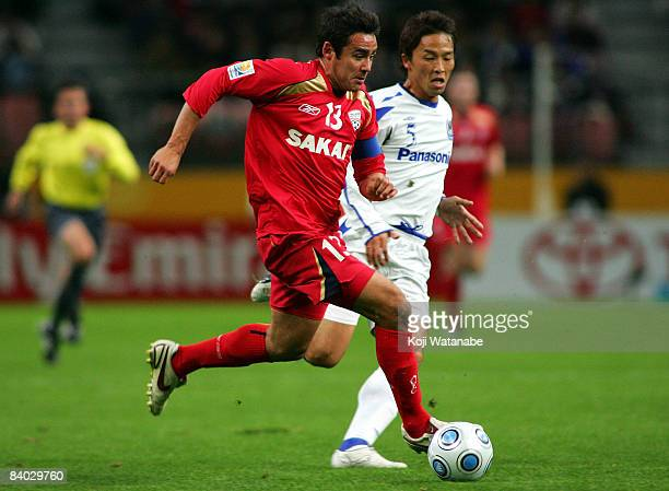 Adelaide United V Gamba Osaka Fifa Club World Cup Stock Pictures Royalty Free Photos Images Getty Images