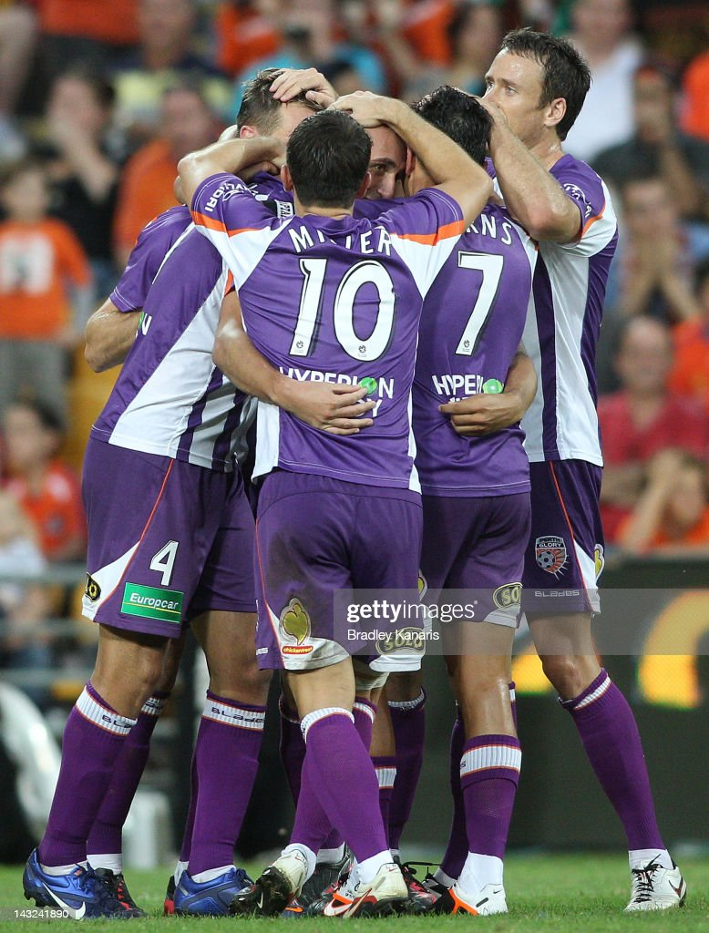 A-League Grand Final - Brisbane v Perth