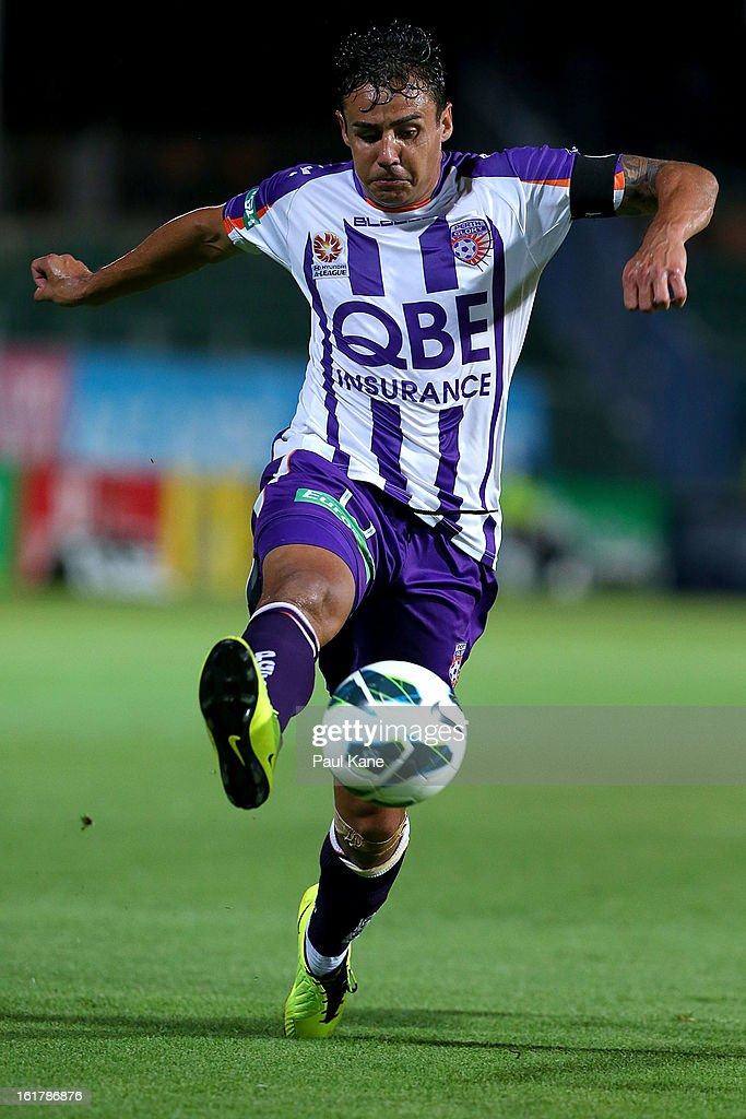 A-League Rd 21 - Perth v Central Coast