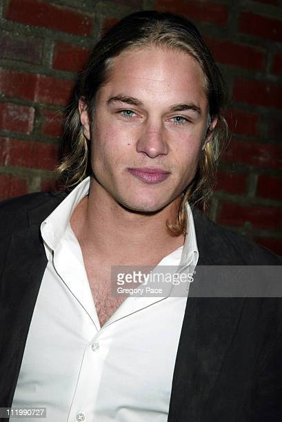 Travis Fimmel Calvin Klein Model who will be starring in a new WB series entitled 'Young Tarzan'