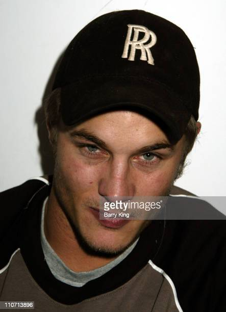 Travis Fimmel during Ivana Chubbuck Signs Her Book 'The Power of the Actor' at Samuel French Bookstore at Samuel French in Studio City California...