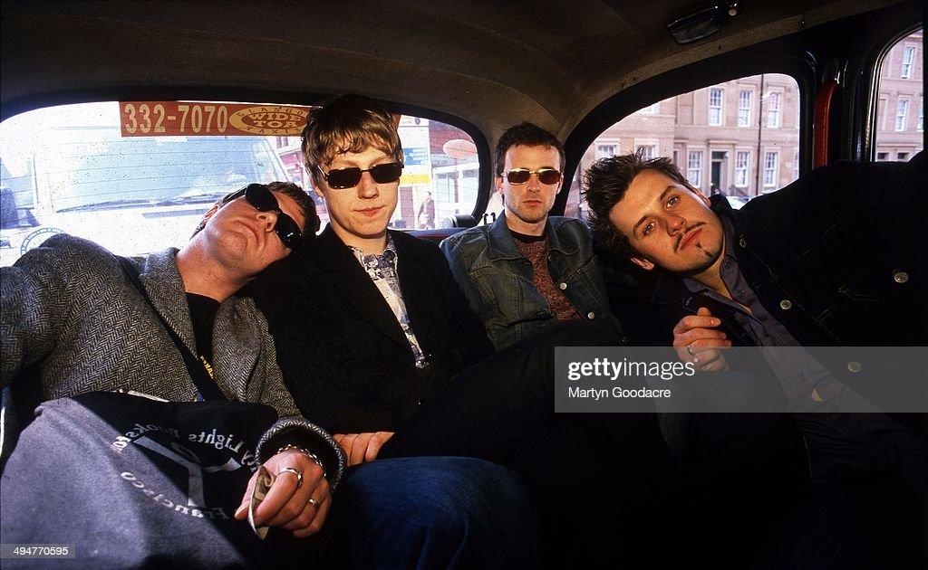 Travis Glasgow 1997 : News Photo