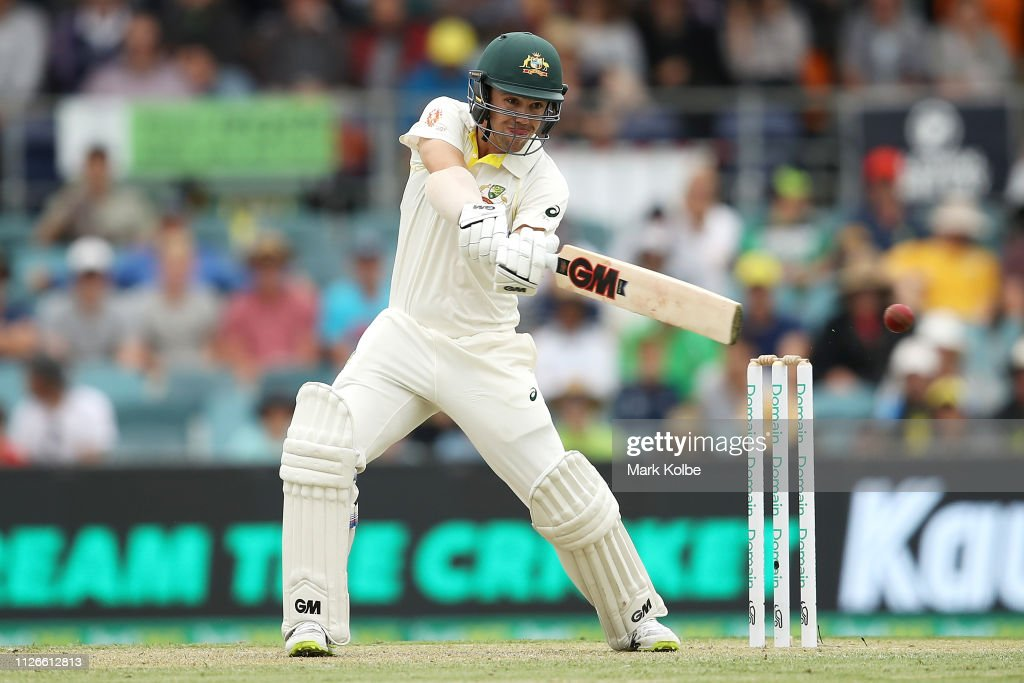 Australia v Sri Lanka - 2nd Test: Day 1 : News Photo