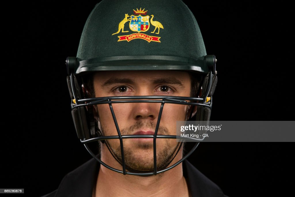 Australia Cricket Team Portrait Session