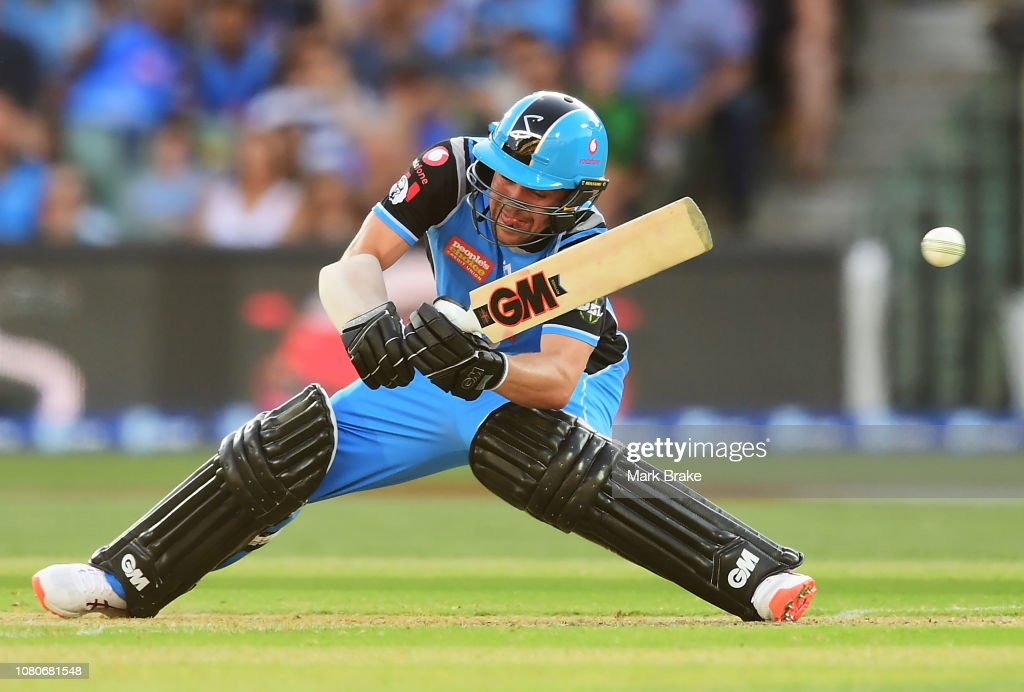 BBL - Strikers v Stars : News Photo