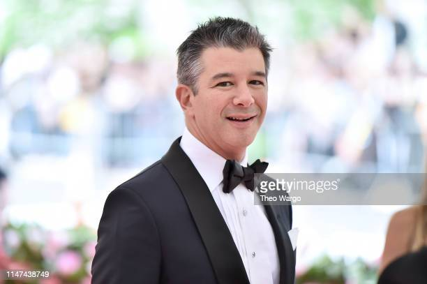 Travis Kalanick attends The 2019 Met Gala Celebrating Camp Notes on Fashion at Metropolitan Museum of Art on May 06 2019 in New York City
