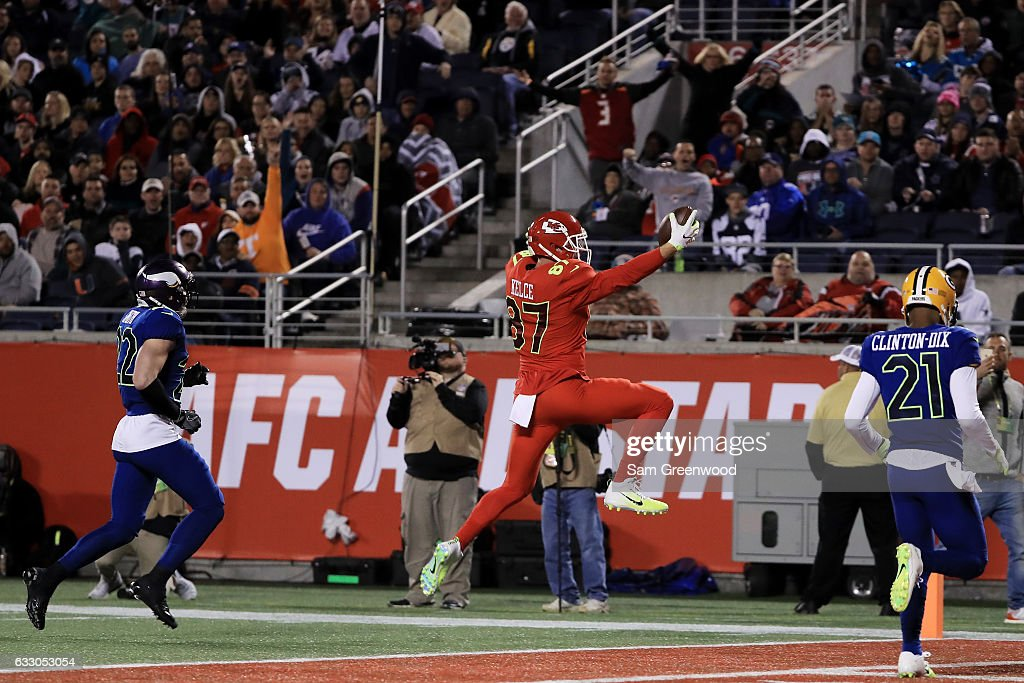 Pro Bowl : ニュース写真