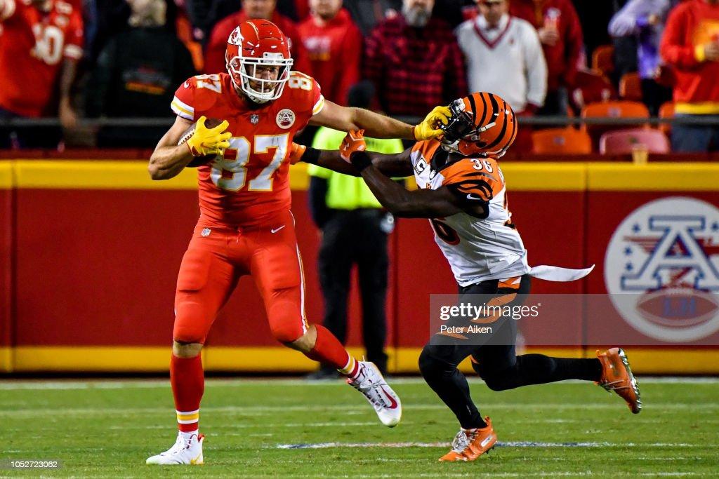 Cincinnati Bengals v Kansas City Chiefs : News Photo