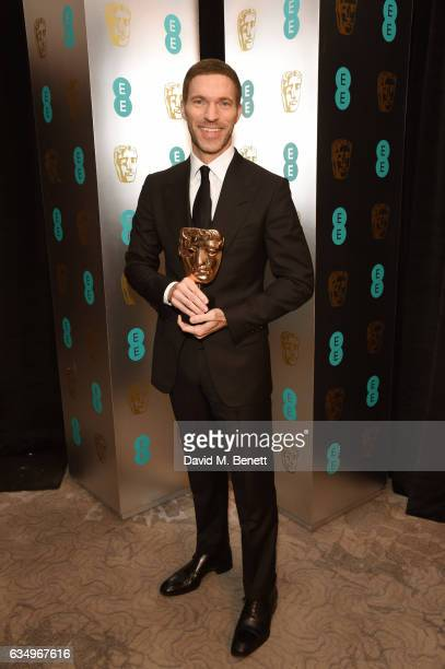 Travis Knight attends the official After Party Dinner for the EE British Academy Film Awards at Grosvenor House on February 12 2017 in London England
