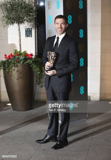 Travis Knight attends the official after party for the 70th EE British Academy Film Awards at The Grosvenor House Hotel on February 12 2017 in London...