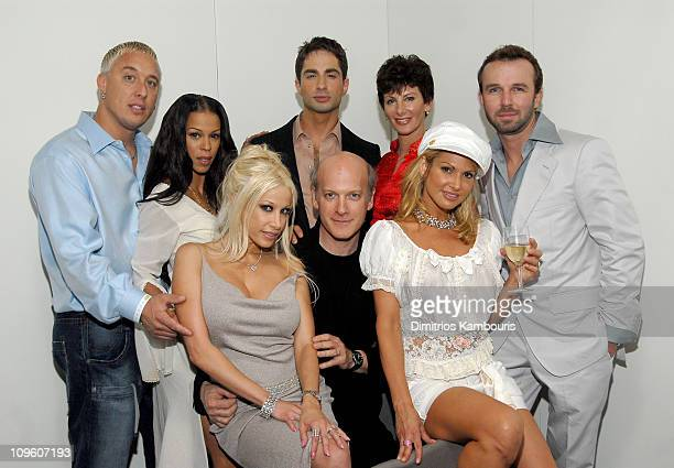 Travis Knight, Gina Lynn, Heather Hunter, Michael Lucas, Timothy Greenfield-Sanders, Sharon Mitchell, Jono, Savanna Samson and Chad Hunt