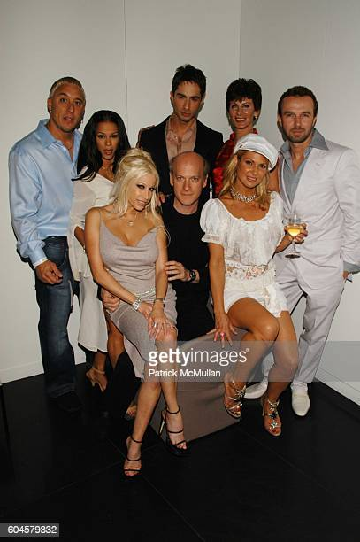 Travis Knight, Heather Hunter, Michael Lucas, Dr Sharon Mitchell, Chad Hunt, Gina Lynn, Timothy Greenfield-Sanders and Savanna Samson attend...