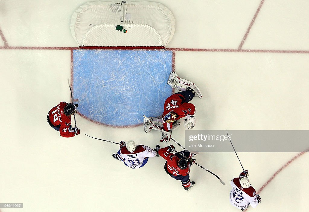 Montreal Canadiens v Washington Capitals - Game Five