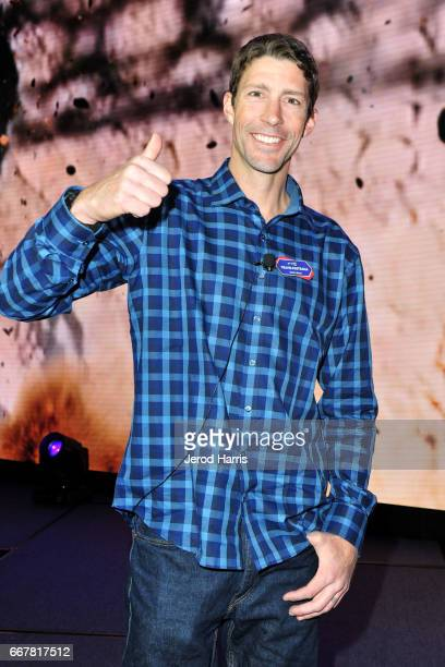 Travis Pastrana attends the 2017 PTTOW Summit Love Courage at Terranea Resort on April 12 2017 in Rancho Palos Verdes California