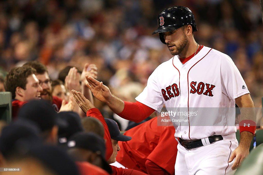 Oakland Athletics v Boston Red Sox : News Photo