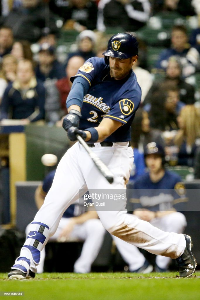 Chicago White Sox v Milwaukee Brewers : News Photo