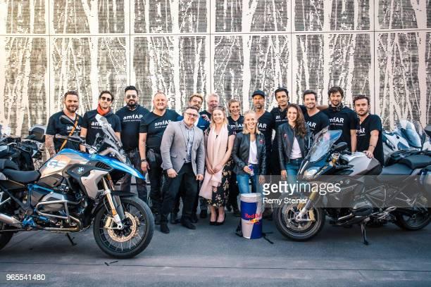 Travis Shinn, Adrien Brody, Chris Salgardo, Kevin Robert Frost, Oliver Schorr, Dick Huisman, Katee Sackhoff, JR Bourne, Gilles Marini, Ian Bohen,...
