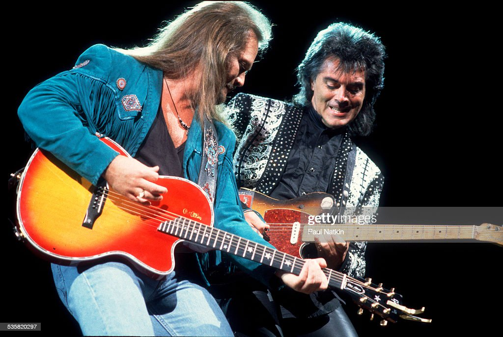 travis tritt and marty stuart perform at the star plaza theater news photo getty images. Black Bedroom Furniture Sets. Home Design Ideas
