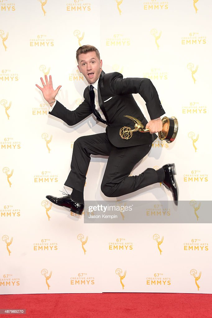 2015 Creative Arts Emmy Awards - Press Room