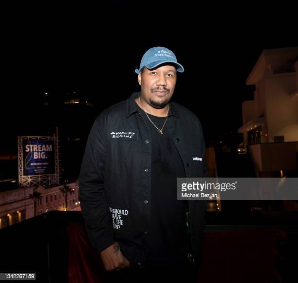 Travon Free arrives at 17th Annual Oscar-Qualifying HollyShorts Film Festival Opening Night at Japan House Los Angeles on September 23, 2021 in Los...