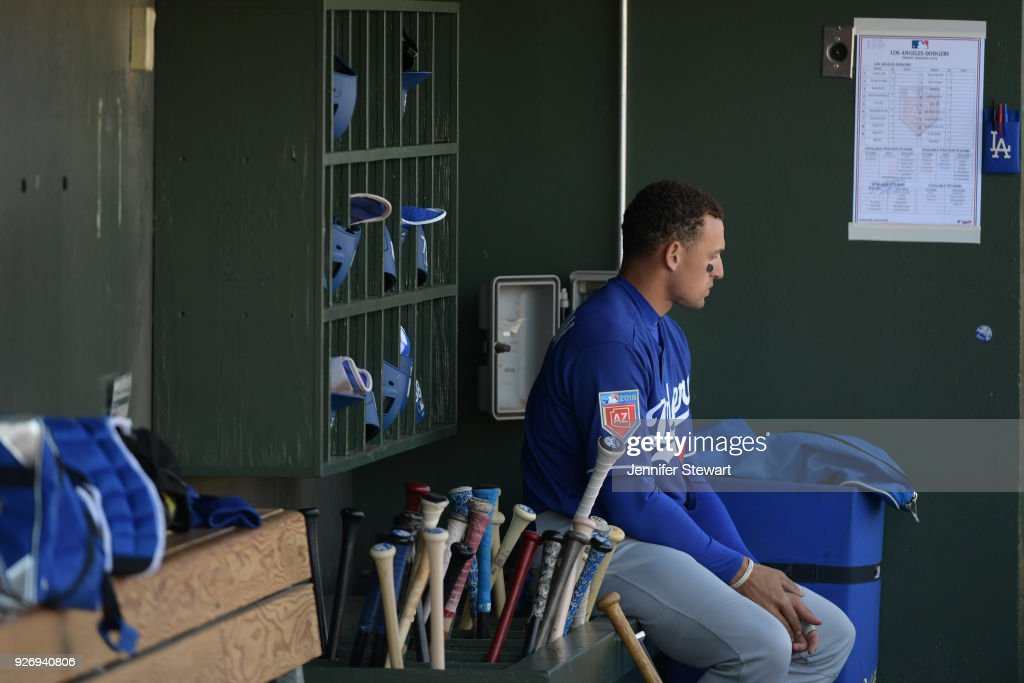 Los Angeles Dodgers v Kansas City Royals : News Photo