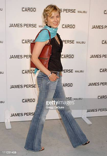 Traylor Howard during James Perse Malibu Store Opening at James Perse Malibu Store in Malibu California United States