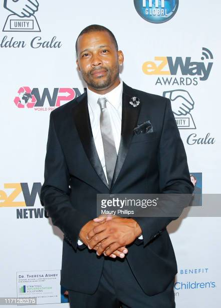 Tre Ireland attends the eZWay Awards Golden Gala at Center Club Orange County on August 30 2019 in Costa Mesa California