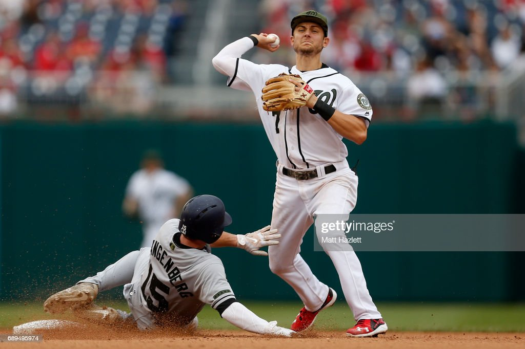 San Diego Padres v Washington Nationals