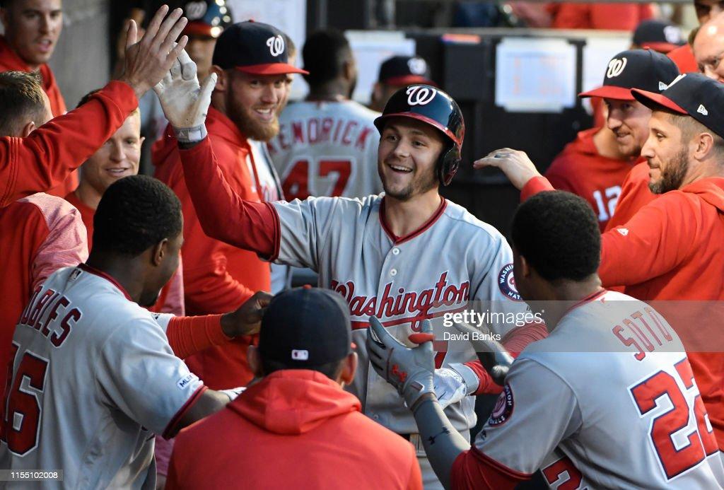 Washington Nationals  v Chicago White Sox : News Photo