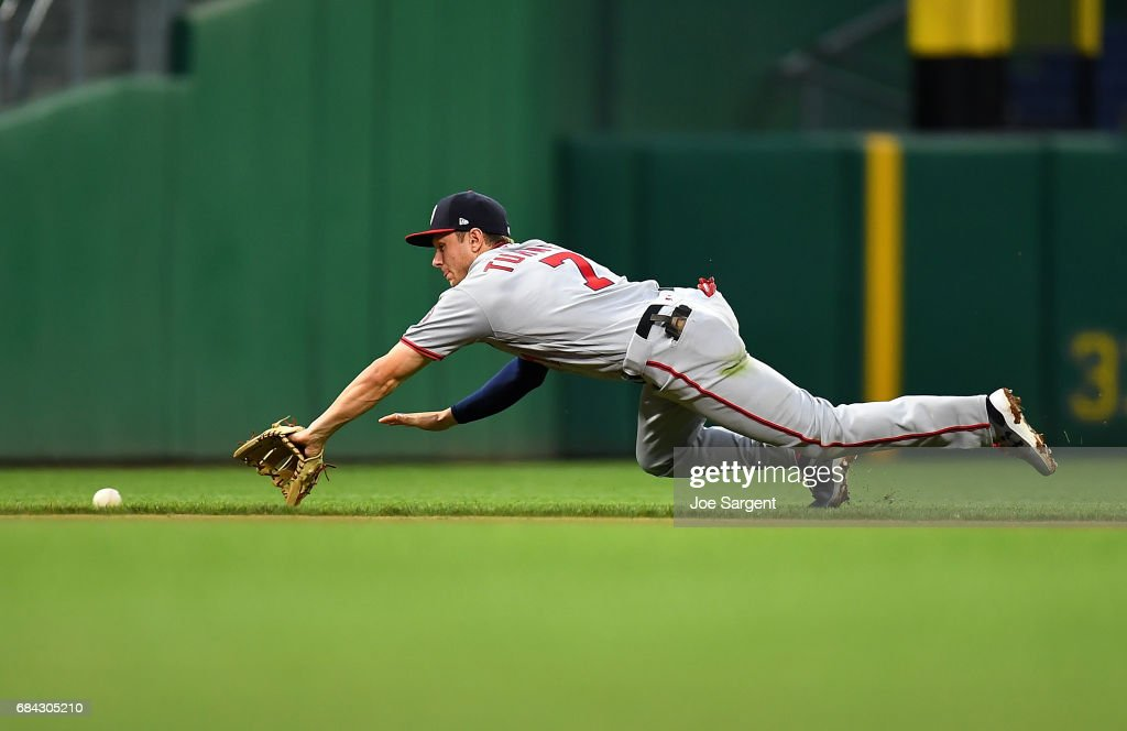 Washington Nationals v Pittsburgh Pirates : News Photo
