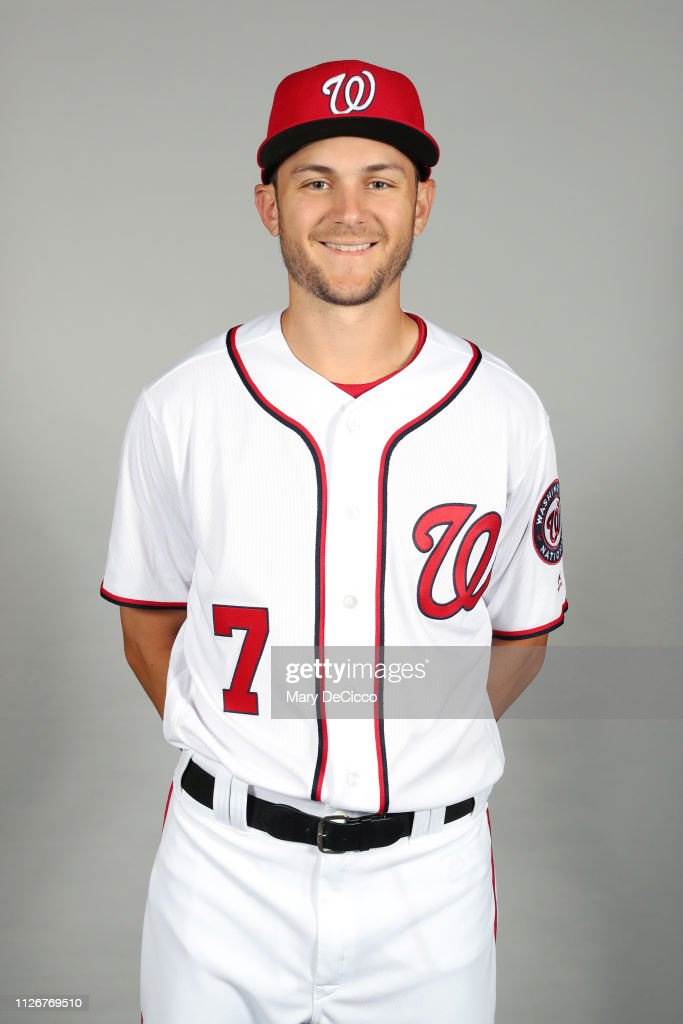 2019 Washington Nationals Photo Day : News Photo