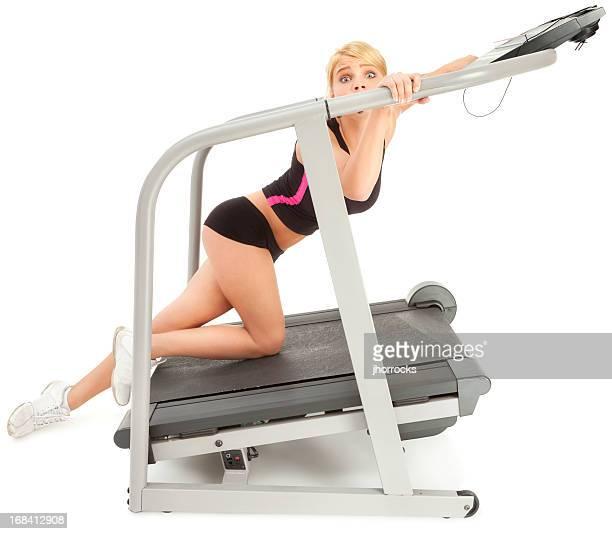Treadmill Mishap