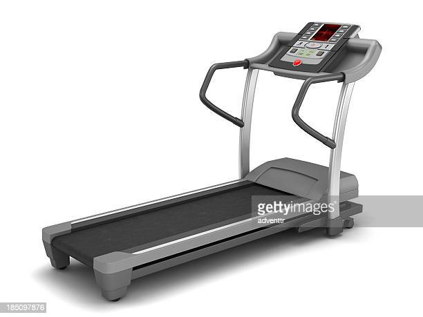 treadmill - exercise equipment stock pictures, royalty-free photos & images