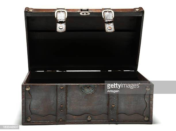 treasure chest - chest stock photos and pictures