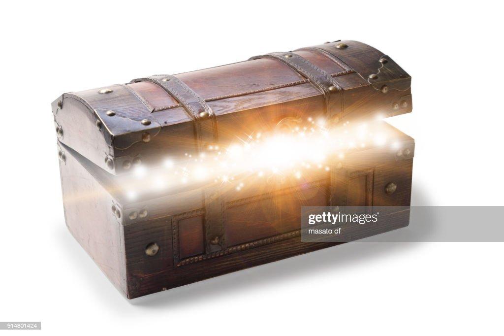 Treasure Chest : Stock Photo