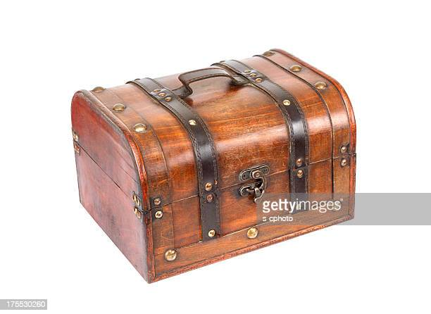 Treasure Chest+Clipping Path
