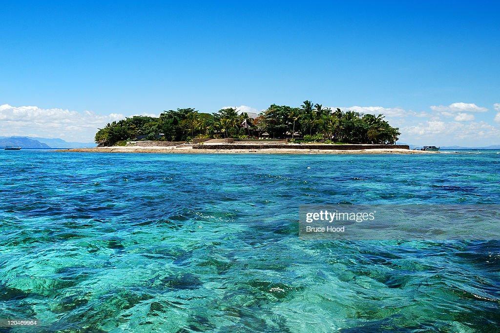 Treasure island resort, Fiji : Stock Photo