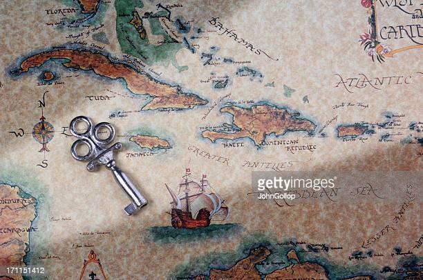 Carte du trésor