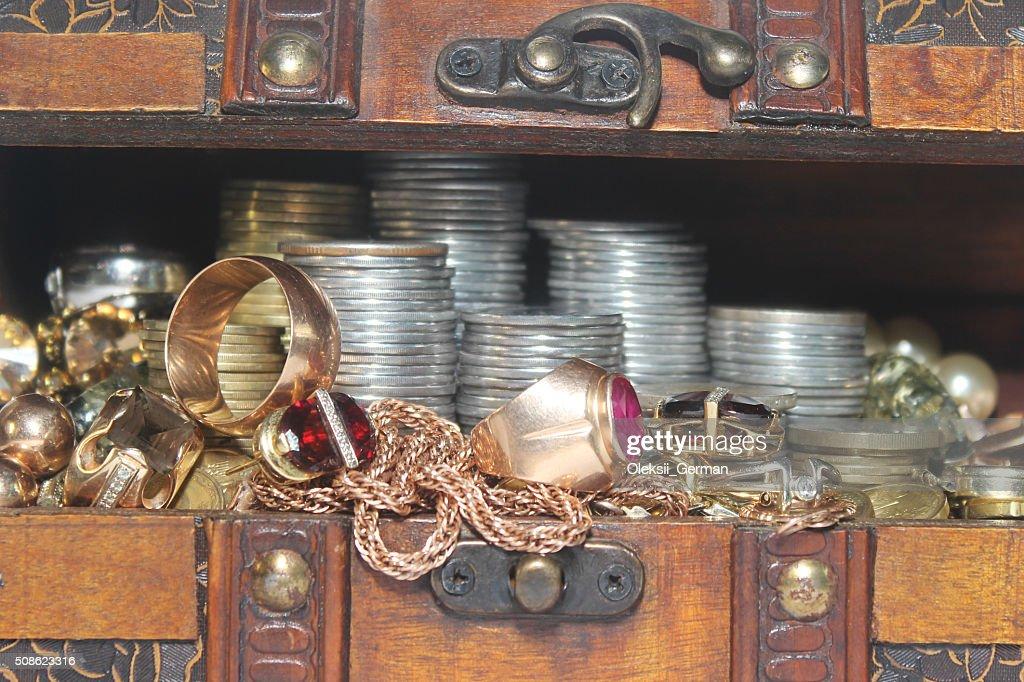 Treasure : Stock Photo